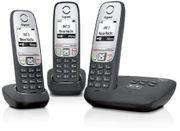 Gigaset A415A Trio Cordless Phone -