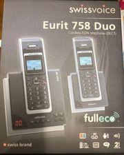 Swissvoice Eurit 758 DUO ISDN-Telefon