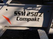 Säge - Spaltautomat SSM 250Z compakt