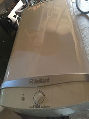 Warmwasser Boiler Vaillant elostor exclusive
