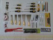 großes Werkzeug-Paket