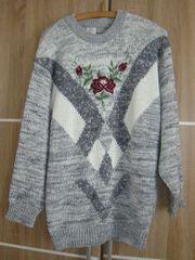 Vintage Pullover Gr 42 44