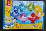 Delfine die singen und tanzen