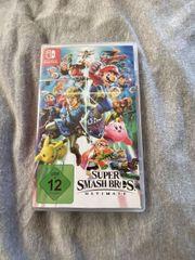 Super Smash Bros Ultimate Spiel