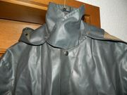 Regenmantel mit Kapuze Textil und