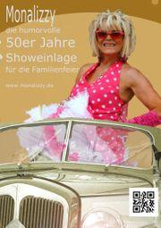 witzig spritzig- 50er Jahre Showact