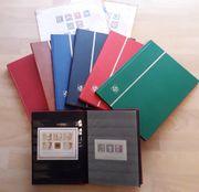 Dachbodenfund Briefmarkensammlung