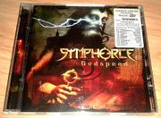Symphorce - Godspeed Limited Edition CD