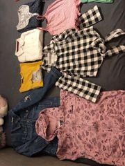 Mädchen Kleidung Größe 116