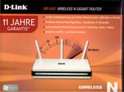 D-Link DIR-655 Wireless N Gigabit