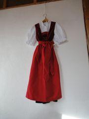 wunderschönes Trachtenkleid für Mädchen von