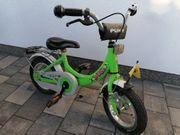 puky Fahrrad 12 Zoll grün