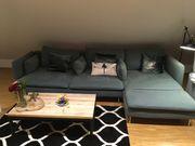 SÖDERHAMN 4er-Sofa mit Récamiere Finnsta