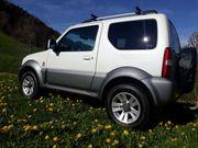 Suzuki Jimny Deluxe in Topzustand
