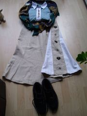 Trachten Outfit gr 42 Bluse