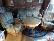 Sofa Sessel Couch Tisch