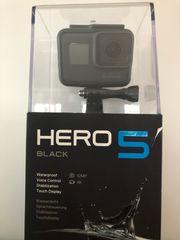 GoPro Hero 5 Black neuwertig