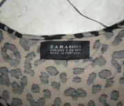 Kleid Zara Gr S knielang