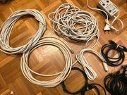 LAN-Kabel Telefonkabel TV-Kabel Computerkabel