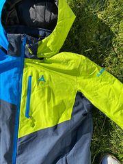 Schöffel Kinder- und Jugend- Ski Jacke
