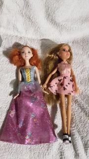 versch Barbiepuppen 6 STK