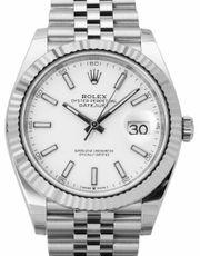 2020 Rolex Datejust 126334 Stahl