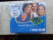 MicroLink 50k Fun II serielles