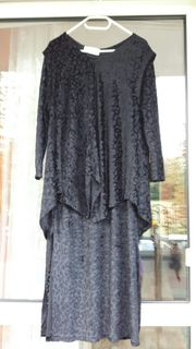 Damen Kleid zweiteilig NEU