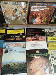 63 Langspielplatten incl Box-Sets - Konvolut - Vinyl