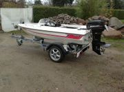 Sportboot Hille 350 mit 35Ps