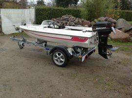 Sportboot Hille 350 mit 35Ps Mercury Komplett