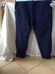 Herren kurze lange Jeans Camp