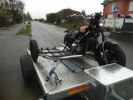 Verleihe meinen Motorradanhänger: Kleinanzeigen aus Lustenau - Rubrik Anhänger, Auflieger