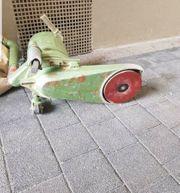 Eugen Lägler Parkettschleifmaschine mit Zubehör