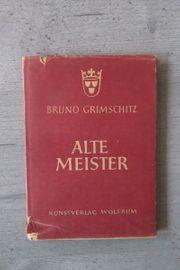 Alte Meister Kunstverlag 1947