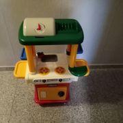 Kinderspielküche von Chicco mit viel