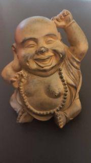 Buddha aus Ton ca 14