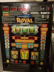 Spielautomat Technik 2000 Royal Super