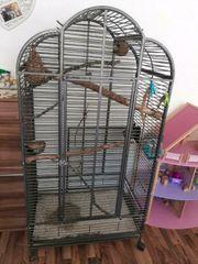 Vogelvoliere