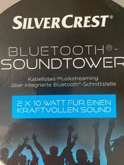 Bluetooth Saundtower