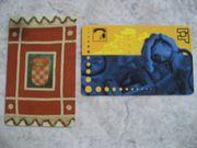 Wappen Kroatien Motiv Telefon Karte