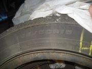Winterreifen auf Stahlfelge Mercedes-Benz A170