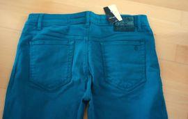Damenbekleidung - NEU mit Schild smaragdgrüne Hose
