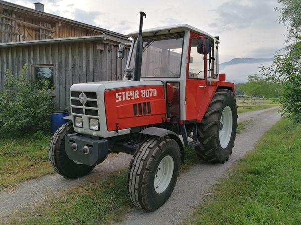 Traktor STEYR 8070