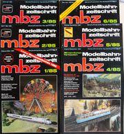 Modellbahn Zeitschrift MBZ Februar März