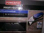PROFI-CUTTER POWERFIX MESSER