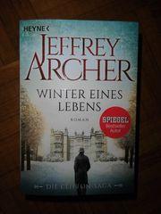 Buch Roman Jeffrey Archer Winter