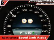 Mercedes MB SLA Speed Limit