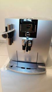 Kaffeevollautomat Jura J9 3 Platin