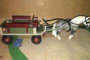 Schleich Kutsche Pferd 40190